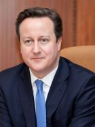 David Cameron, Wikimedia Commons