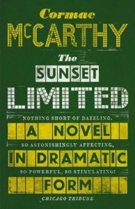 The Sunset Limited, McCarthy