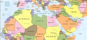 Middle East and North African Countries