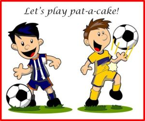 Let's Play Pat-a-Cake