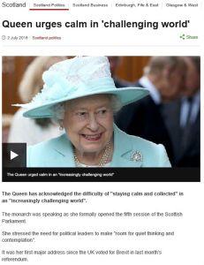 Queen BBC