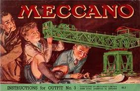 early-meccano-set